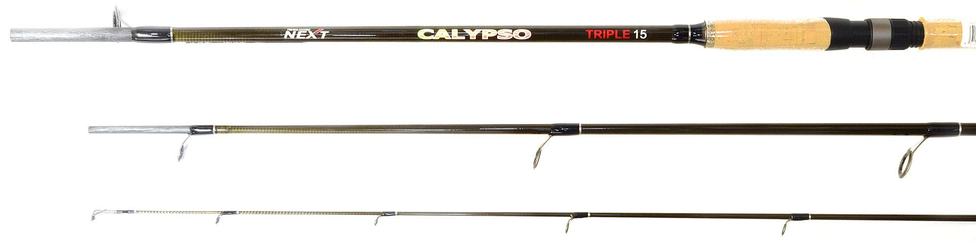 Спиннинг NEXT Fishing Accord CALYPSO TRIPLE 42
